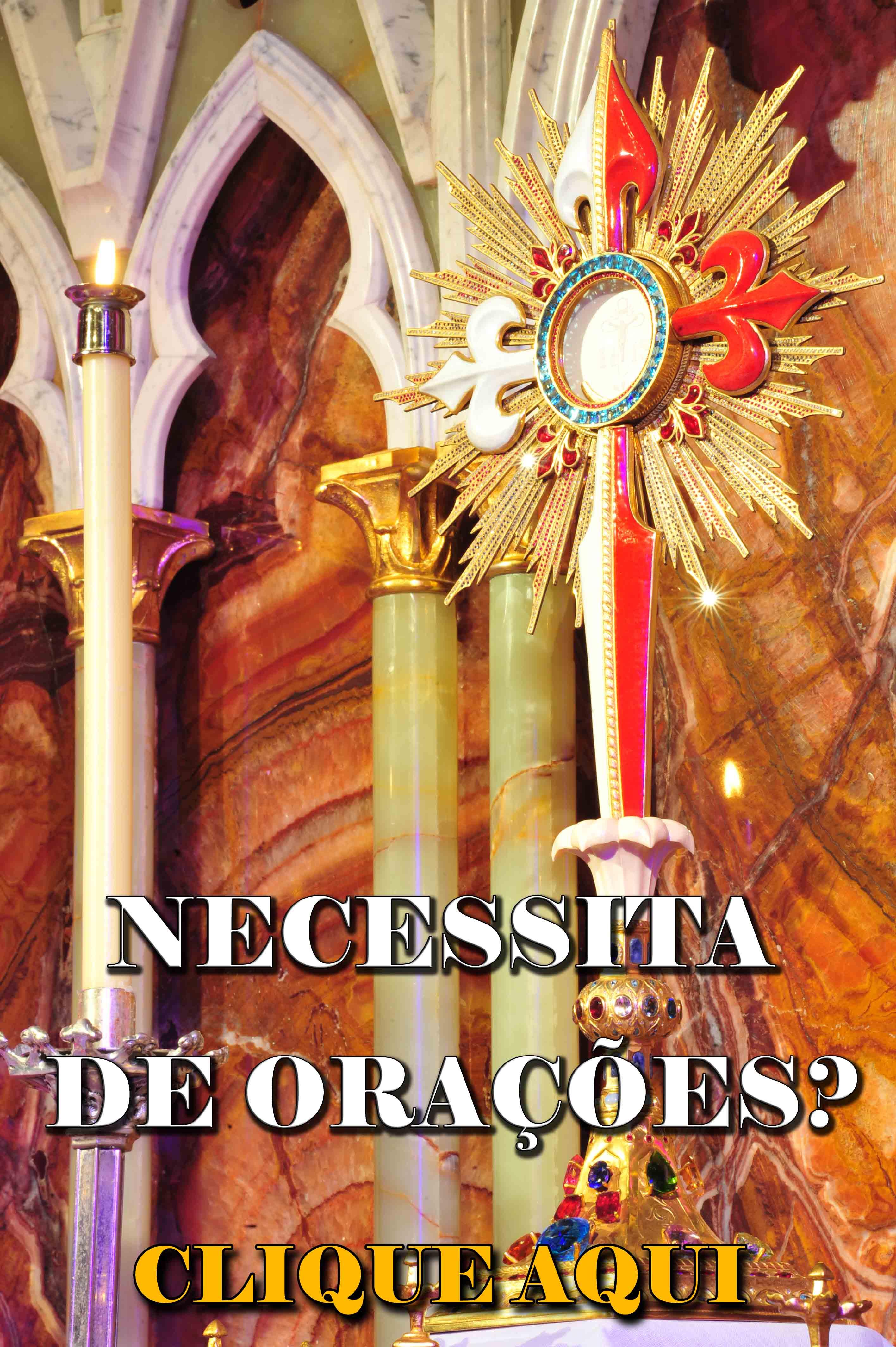 Pedido de Orações