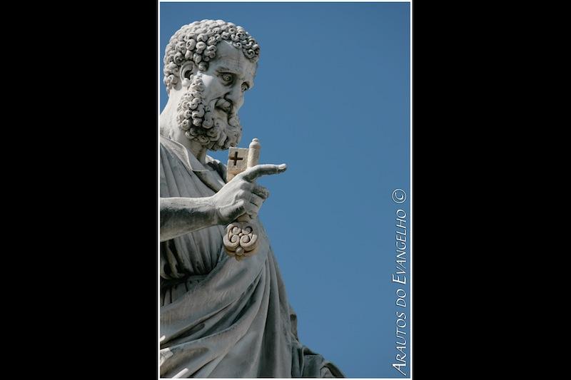 Sr peter's balilica - Rome, Italy